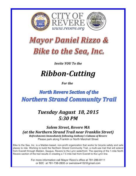 8.18_Revere Ribbon Cutting Invite