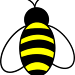 bee png clip